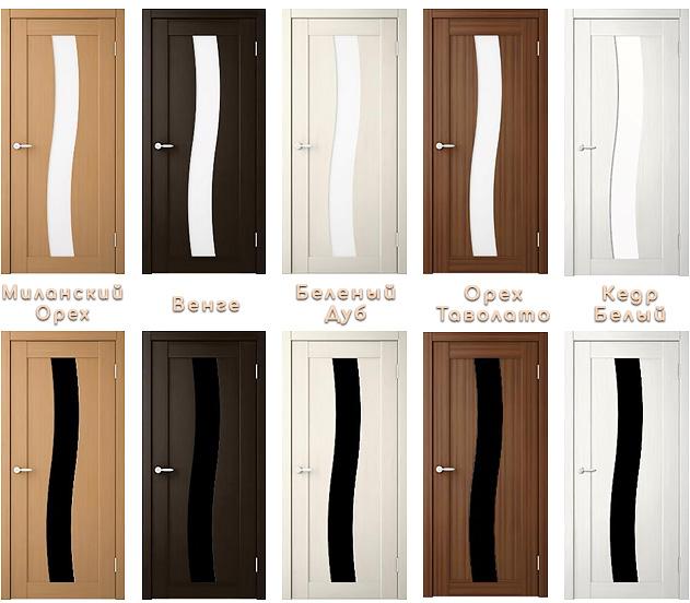 межкомнатная дверь токио-3