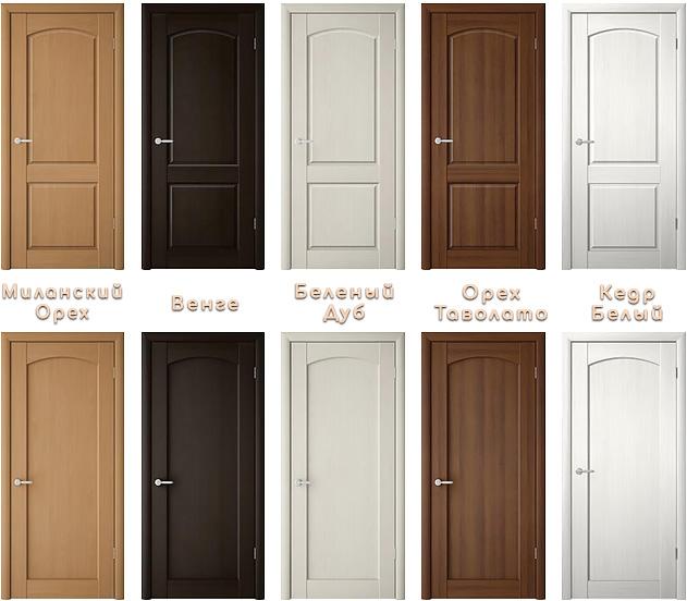 межкомнатная дверь Верона классик 2