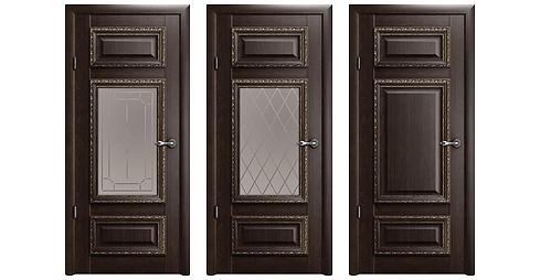 межкомнатная дверь Версаль-2 орех
